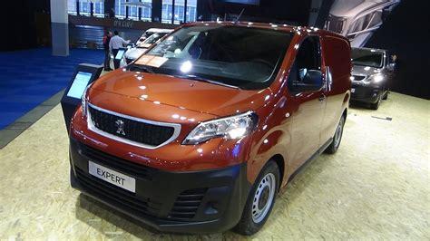 peugeot expert interior 2017 peugeot expert pro exterior and interior auto