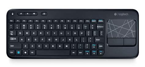logitech® wireless touch keyboard k400