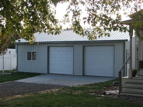 garage house kits wooden shed pole barn garage construction diy