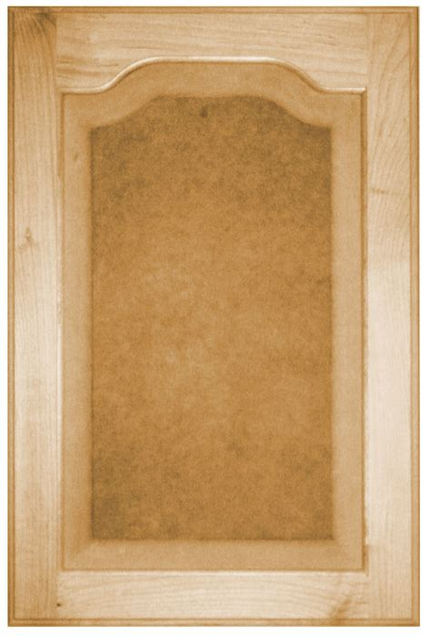 Raised Panel Oak Cabinet Doors Raised Panel With Flat Arch Door Oak Cabinet Door World