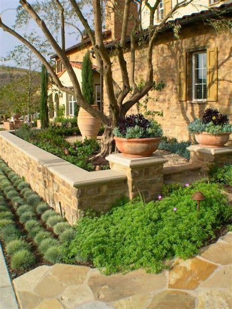 southwest landscape home back yard pinterest