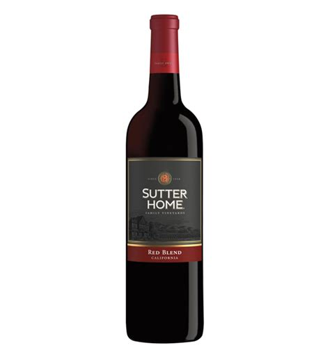 sutter home launches new blend