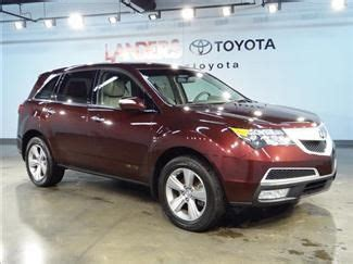 acura mdx cooled seats buy used 2011 acura mdx base leather heated cooled