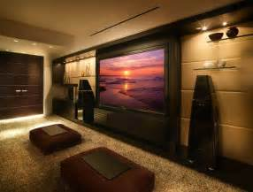 Basement Media Room by 5 Tips To Turn Your Basement Into A Media Room