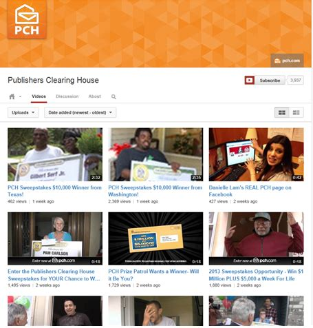 Pch Prize Patrol Live - have you seen the pch prize patrol youtube page pch blog