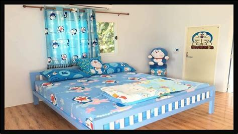 desain kamar serba doraemon 29 contoh desain kamar tidur doraemon terbaru desain