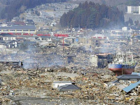 Imagenes Extrañas En Tsunami Japon | fotos algunos lugares despu 233 s del tsunami de jap 243 n