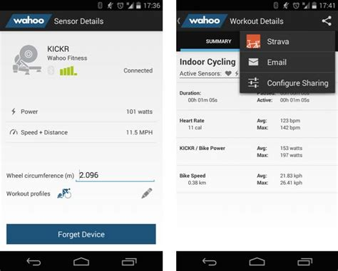 android bike app wahoo fitness adds android app turns billions more smartphones into cycling computers bikerumor