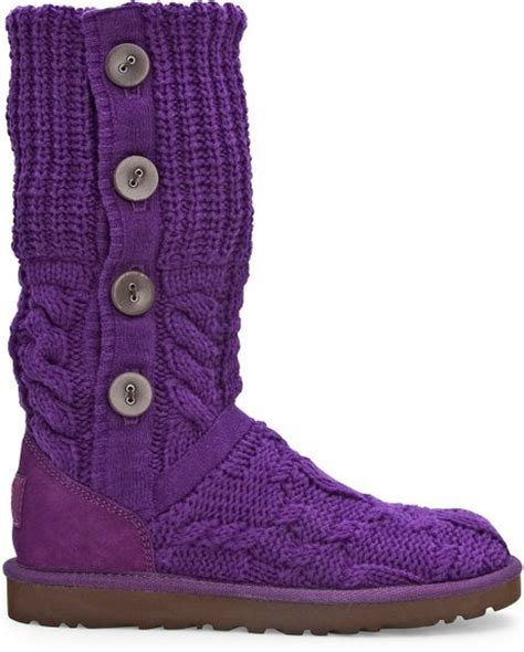 pink knit boots pink knit uggs