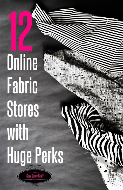 online upholstery fabric store 12 online fabric stores with huge perks sew some stuff