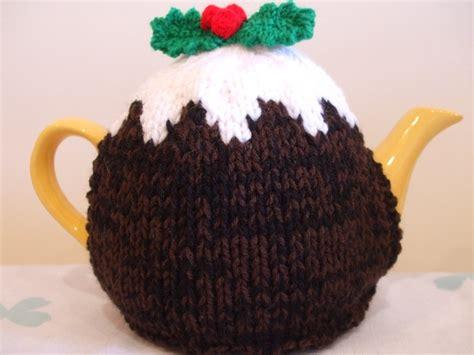 Knitting Pattern Christmas Pudding Tea Cosy | hand knitted medium christmas pudding tea cosy cosies new
