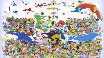 pokemon hd wallpaper pixelstalk net