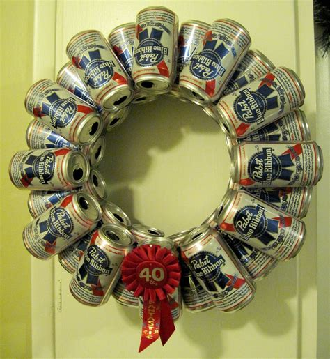 60 joyous beer christmas decorations