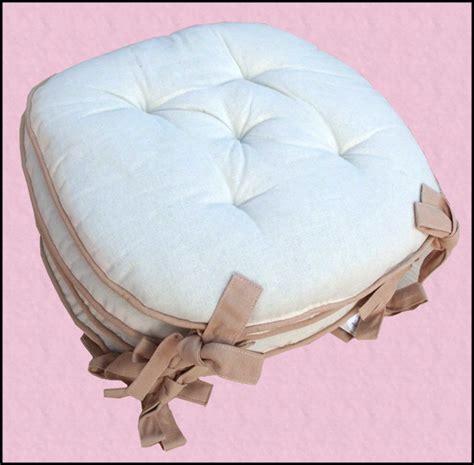 cuscini per sedie rotonde cuscini in cotone per sedie della cucina low cost