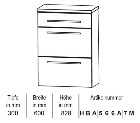 badezimmer 4life puris 4life swing highboard 60 cm impulsbad
