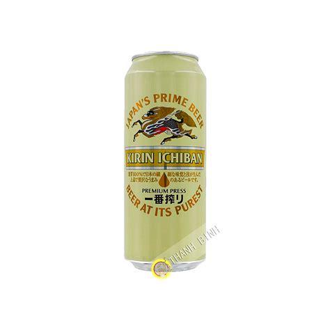 Bulldog Sauce 500ml By King Import bi 232 re kirin ichiban en canette 500ml japon