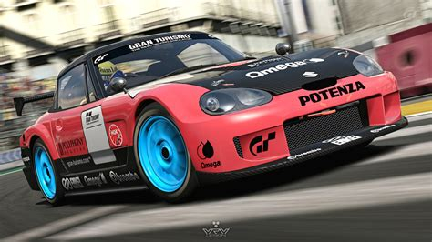 Suzuki Cappuccino Race Car Suzuki Cappuccino Ea21r Race Car 95 P05 By M2m Design