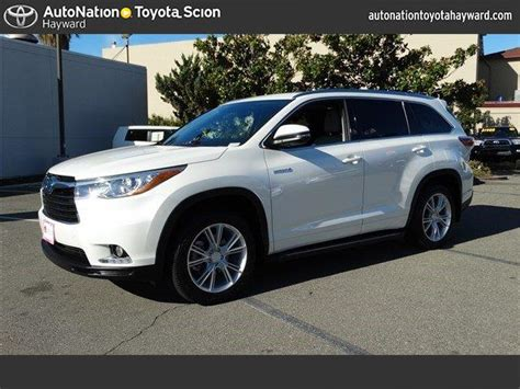 Toyota Highlander 2014 For Sale 2014 Toyota Highlander Hybrid Limited For Sale Cargurus