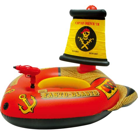 inflatable boat bed pirate water inflatable boat floating row bed floating