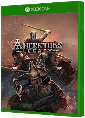ancestors legacy for xbox one xbox one games xbox one