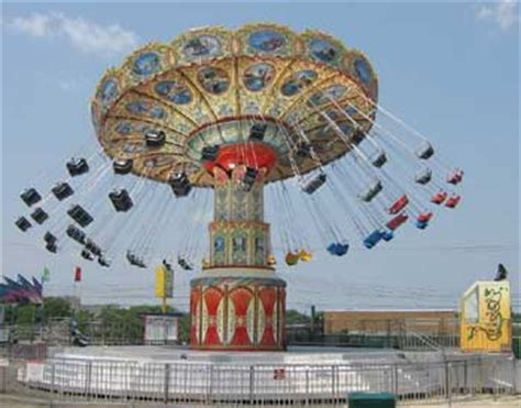 amusement park swing ride swing carousel major swing rides for amusement parks and