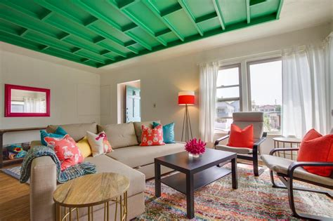Green Ceilings by Photo Page Hgtv