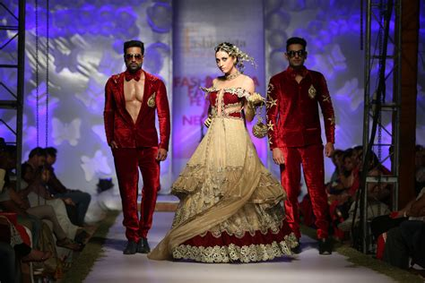 clothing themes list sparkling fashion show concluded fashionista fashion