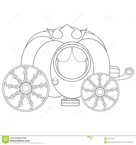 Outline Of A Carriage by Cinderella Carriage Outline Www Imgkid The Image Kid Has It