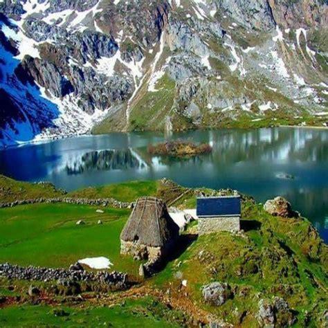 descargar imagenes impresionantes gratis lagos de saliencia asturias spain espa 241 a pinterest