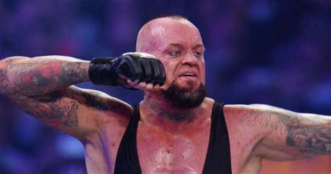 wwe hasnt booked undertaker  wrestlemania