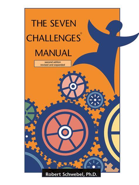 seven challenges materials seven challenges
