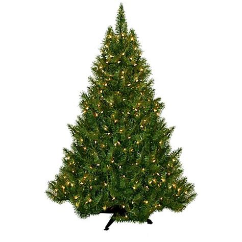 4 5 foot montana pre lit artificial christmas tree with