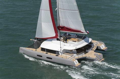 trimaran sailboat caribbean multihulls neel trimarans 65