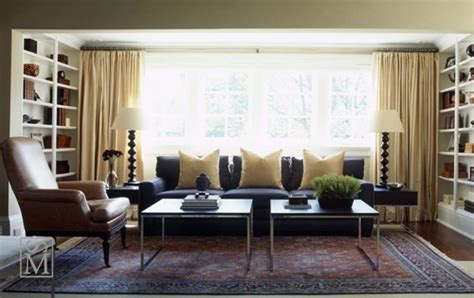 Blue Sofa Living Room Design Navy Blue Sofa Transitional Living Room Sloan Mauran Interior Design