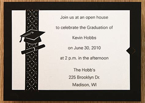 graduation invitation cards templates graduation invitations ideas