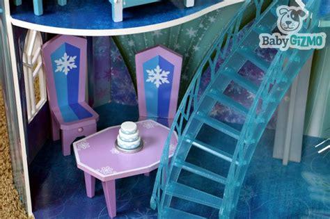 disney frozen doll house disney frozen snowflake mansion ice castle doll house