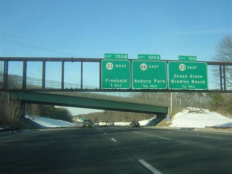 panoramio photo of garden state parkway near exit 100 3