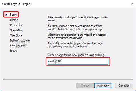 criar layout aprenda a criar layouts passo a passo layout wizard qualificad