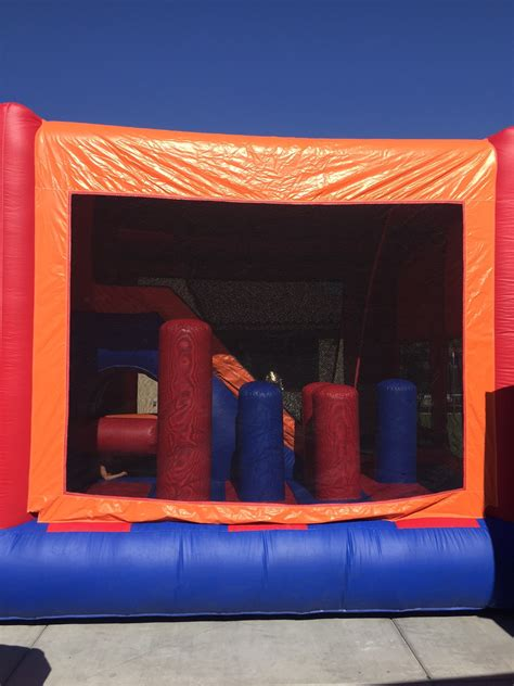 party house rentals las vegas all in 1 combo bounce houses jumper rentals las vegas