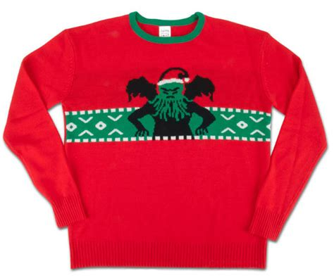 Sweater Overwatch Cheers cthulhu sweater
