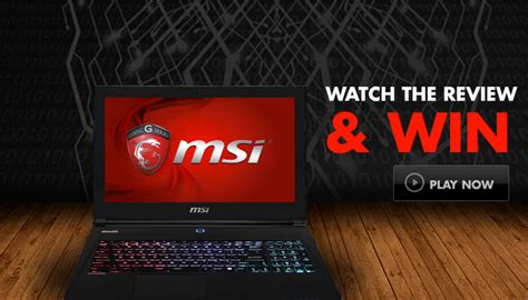 Msi Giveaway - msi india giveaway your chance to win supercool msi merch gaming central