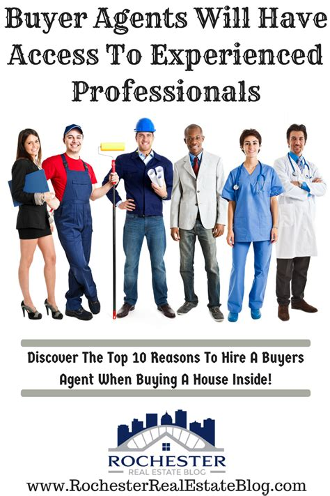 top 10 reasons to hire a buyers when buying a house