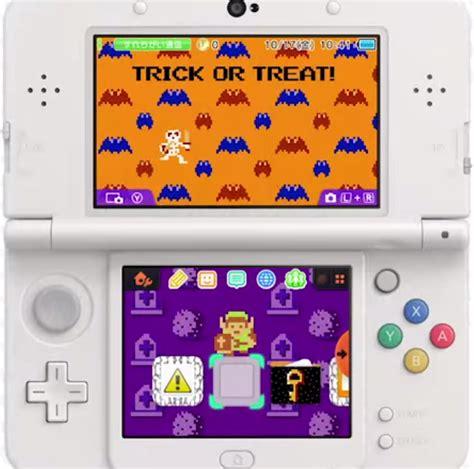 theme tumblr zelda halloween zelda 3ds theme announced