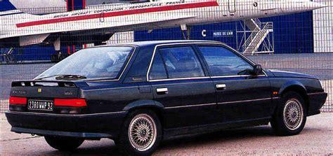 renault 25 baccara renault 25 v6 et v6 turbo baccara voitures youngtimers