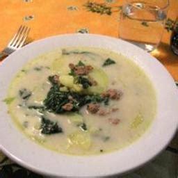 olive garden 256 olive garden style zuppa toscana bigoven