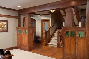 Craftsman Style Home Interiors by Decor Ideas For Craftsman Style Homes