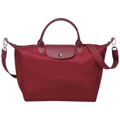 Original Longch Neo Size M 11 longch le pliage neo handbag with shoulder size medium handbags purses