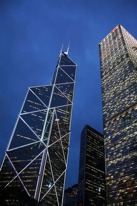bank pf china archikey buildings bank of china tower