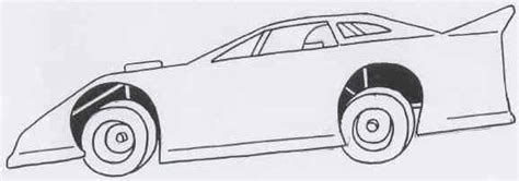 late model race drawing car pictures car canyon