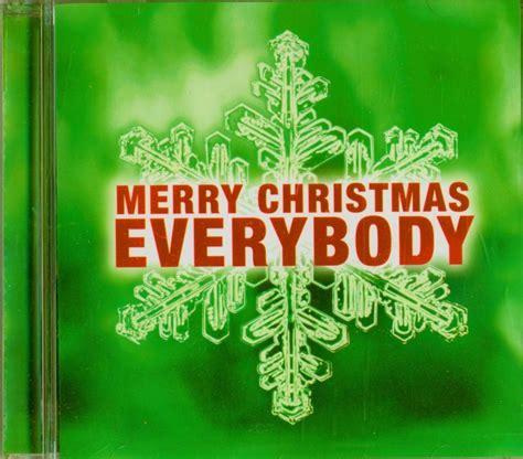 cd merry christmas  bear family records